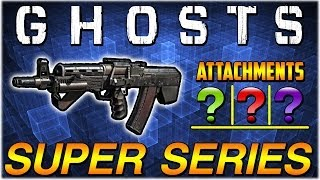 "Cod Ghosts: ""THE SUPER VEPR"" Super Series Ep.1 (Call of Duty Weapons & Guns)"