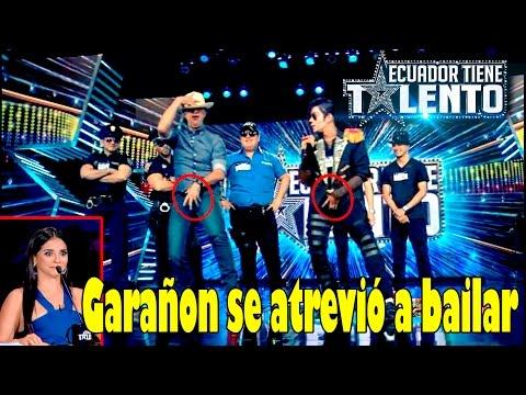 Ecuador Tiene Talento 5 Michael y Darwin - sorprenden al jurado