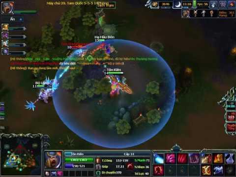 3Q Củ Hành Map 5-5-5 Tôn Kiên