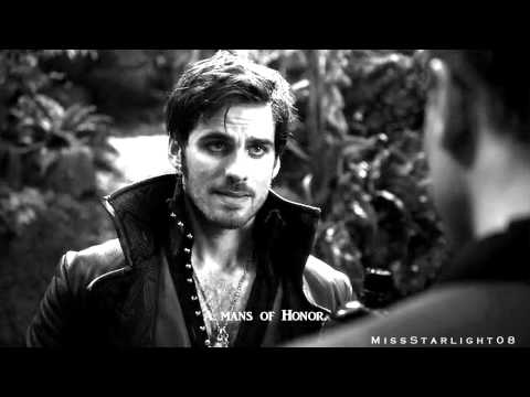 captain hook once upon a time real name (his real name) personality blackbeard is mentioned when captain hook explains his masterplan on how to capture peter pan black beard in once upon a time.