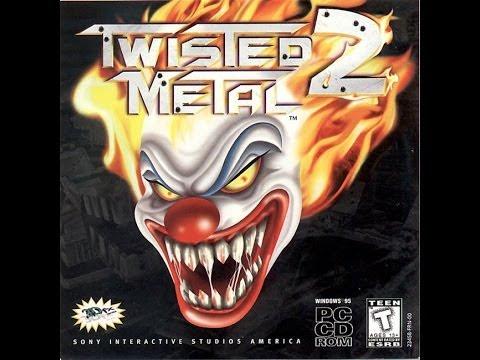 Twisted Metal 2 - Gameplay