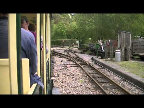 Amberley narrow gauge railway