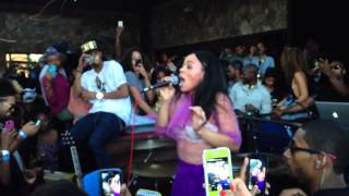 Elle Varner Performs Live At Party In NYC