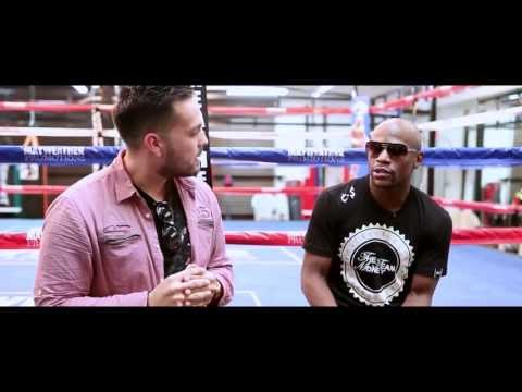 DJ SOUR MILK INTERVIEWS FLOYD MAYWEATHER