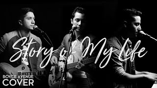 One Direction Story Of My Life (Boyce Avenue Cover) On