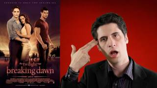 The Twilight Saga: Breaking Dawn Part 1 Movie Review