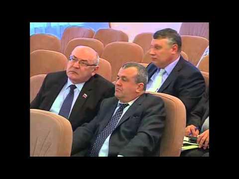 Рабочий визит Сергея Степашина и Константина Цицина в Курскую область