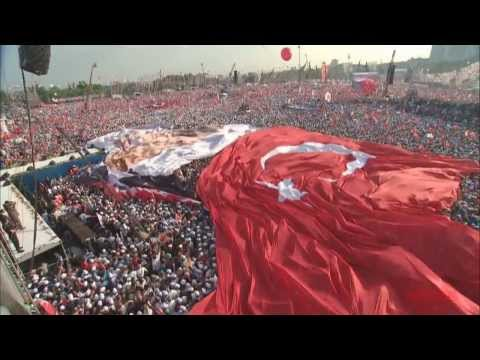 Recep Tayyip Erdoğan - AK Parti Seçim Müziği 2014 (Uğur Işılak - Dombra)