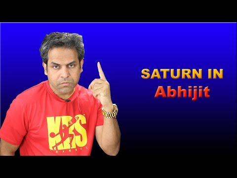 Saturn in Abhijit Nakshatra in Vedic Astrology