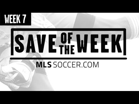 2014 Save of the Week Nominees: Week 7