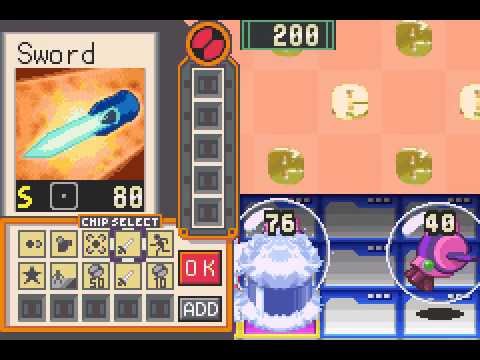 Megaman Battle Network - Megaman Battle Network BLIND (03) - User video