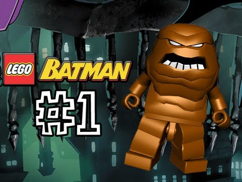 LEGO Batman - Villains - Episode 1 -The Riddler Makes a Withdrawl (HD Gameplay Walkthrough), dsdsds