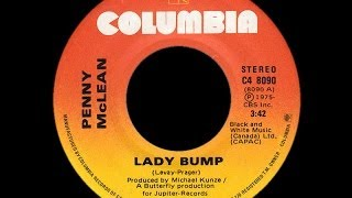 Penny McLean ~ Lady Bump 1975 Disco Purrfection Version