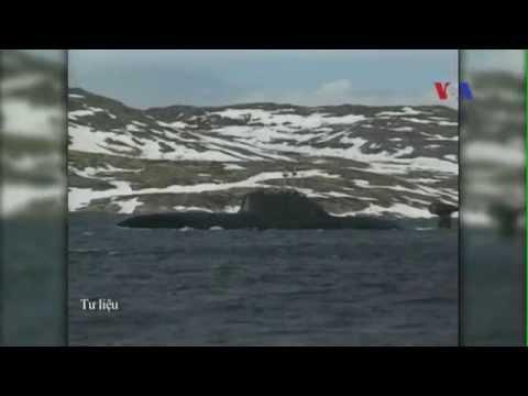Hai tàu ngầm Nga gia nhập hải quân Việt Nam