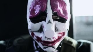 Payday 2 The Web Series Trailer