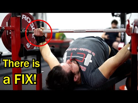 Why The Bench Press Rules SHOULD Be Changed (ft. Sean Noriega)