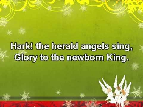 Hark the herald angels