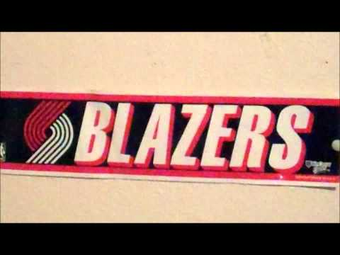 3-20-14 Washington Wizards vs. Portland Trail Blazers - 2nd Half Radio Highlights