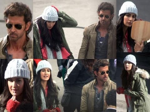 Katrina Kaif,Hrithik Roshan  shoot for Bang Bang in Shimla,latest film news