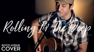 Adele Rolling In The Deep (Boyce Avenue Acoustic Cover