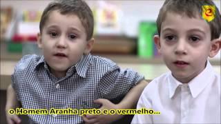 Vídeo Institucional - Colégio Esperanto - Tatuapé - SP