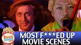 Most F***ed Up Movie Scenes