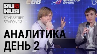 Аналитика 2 дня @ Starladder i-League LAN