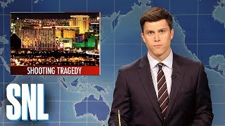 Weekend Update on the Las Vegas Shooting - SNL