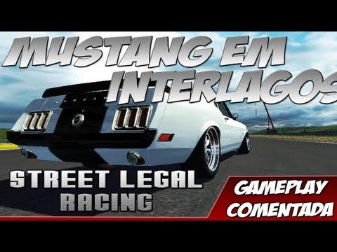 SLRR 2.2.1 Mustang em Interlagos