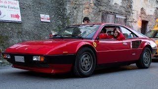 FERRARI MONDIAL QUATTROVALVOLE - Walkaround and sound 2014 HQ