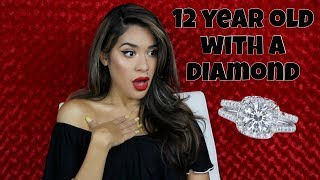 STORYTIME: HE GAVE A 12yo A DIAMOND RING