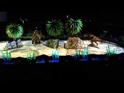 HD Walking With Dinosaurs LIVE SHOW