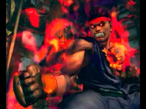 Super Street Fighter 4 Arcade Edition - Evil Ryu's Theme (Extended)