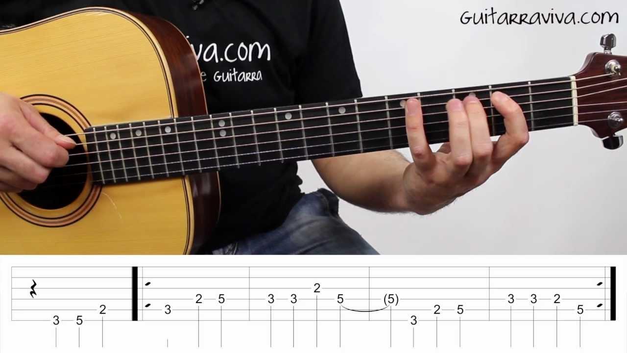 21 acordes de guitarra para tocarlo casi todo. Apr ndelos aqu