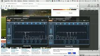Come eliminare il suono delle vuvuzelas in tempo reale con un software per computer, nel video viene usato Apple Logic Pro