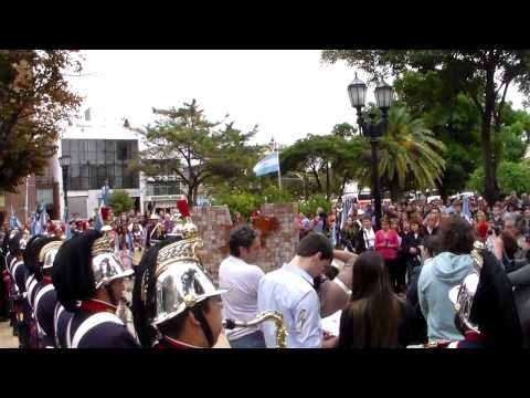MARCHA A MALVINAS MORON 2 DE ABRIL video Dan Gut