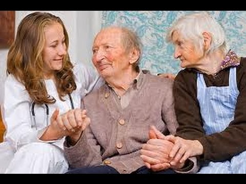 Уход за кожей у стариков