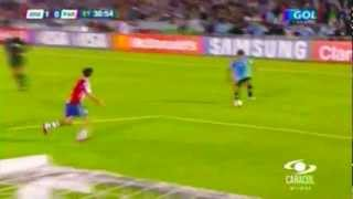 Uruguay Vs Paraguay (1-1) Eliminatorias Mundial Brasil 2014