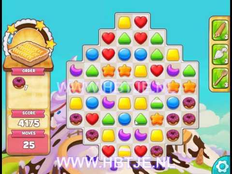 Cookie Jam level 16