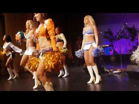 2011 Daytona 500 Trevor Bayne Wins 2011 Pro Bowl Hawaii USA Cheerleaders KauAIcr07 #220