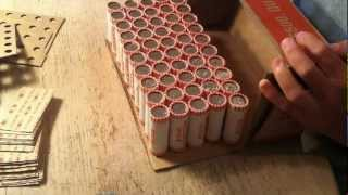 $500 Box Of Quarters Silver Search Crh Coin Roll Hunting