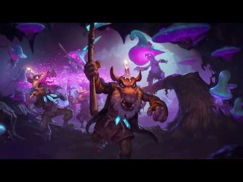 Hearthstone 'Kobolds and Catacombs' Cinematica - BlizzCon 2017