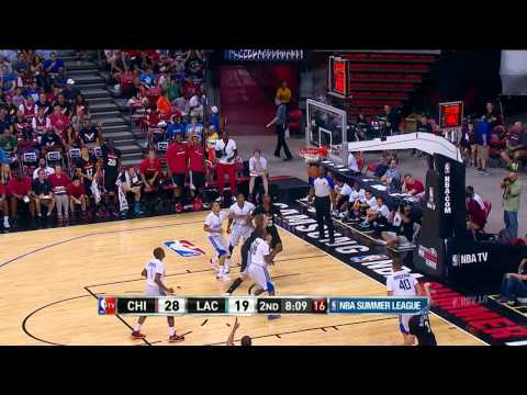 Summer League: Chicago Bulls vs Los Angeles Clippers