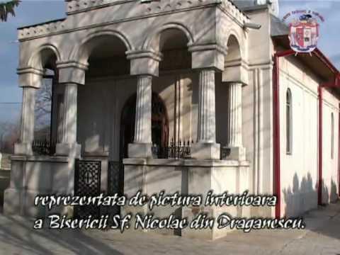 Documentar: Pictura parintelui Arsenie Boca de la Draganescu
