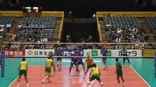 Brazilian Volleyball Mix