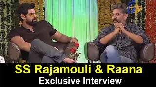 Baahubali Special Exclusive Interview with SS Rajamouli & Raana