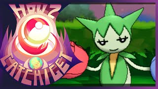 How & Where To Catch/get Roselia In Pokemon X And Y