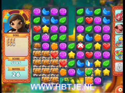 Book of Life Sugar Smash level 24