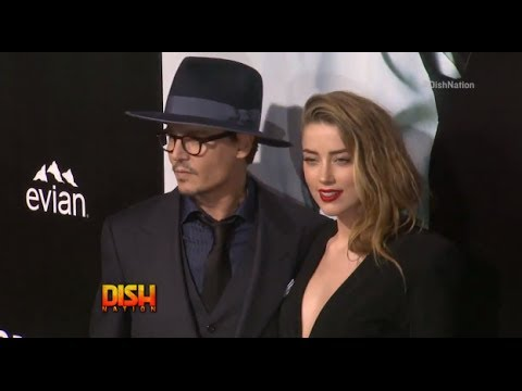 Details about Amber Heard and Johnny Depp's Engagement Party
