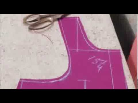 Blouse Cutting Method:Designer Saree Blouse(Choli) Designs/Make Measurement Steps